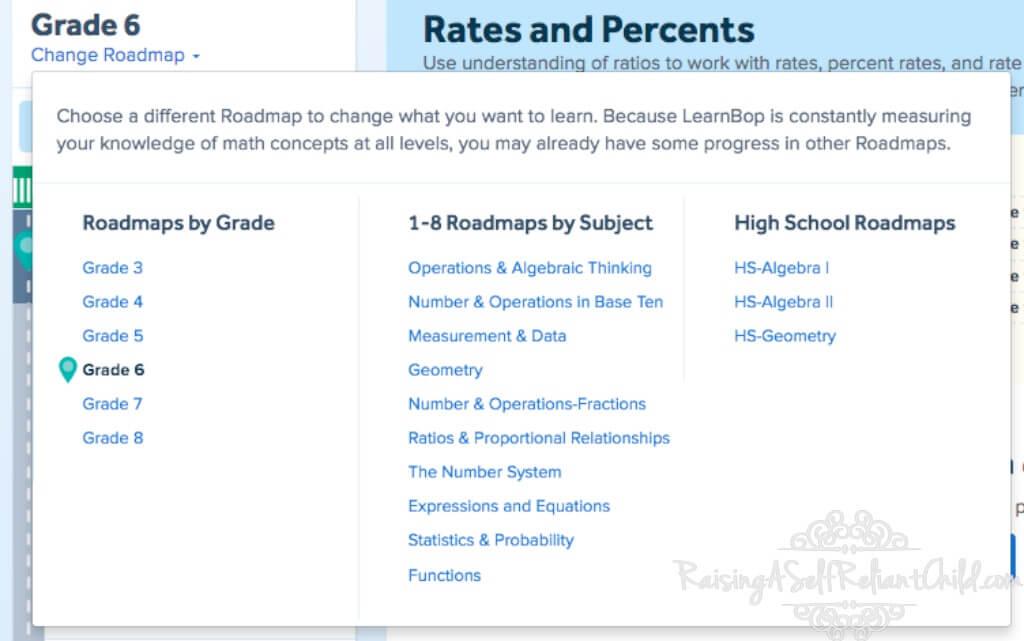 learnbop math help tutor homeschool