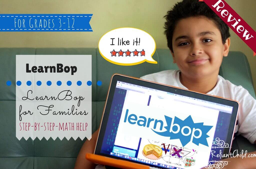 Online Math Tutor LearnBop Review