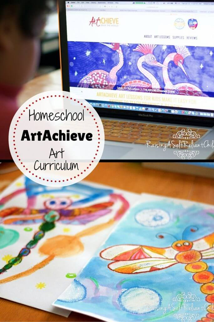 drawing lessons for kids artachieve review