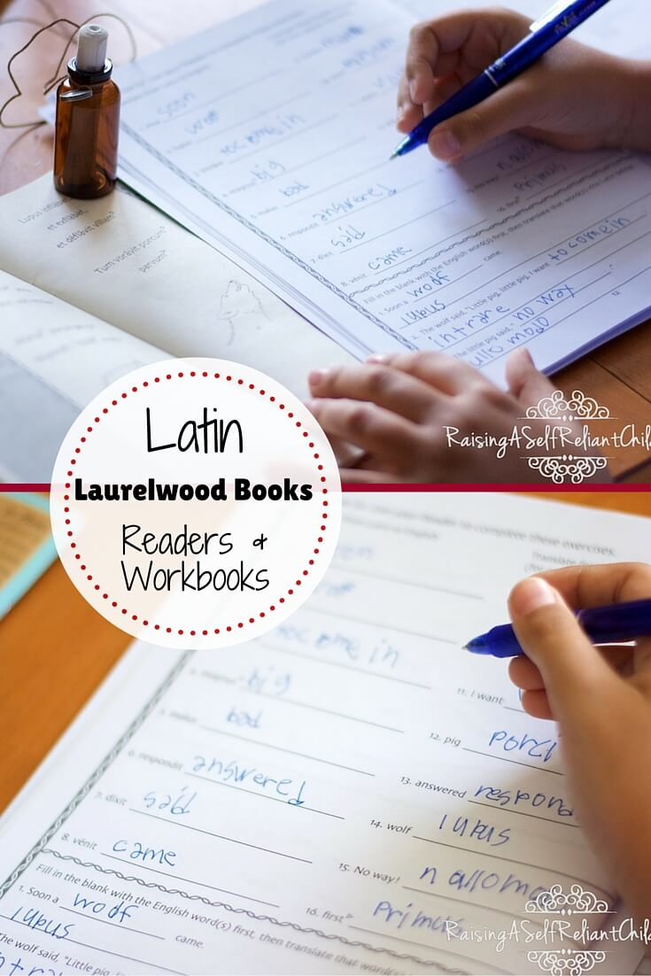 homeschool latin elementary readers review