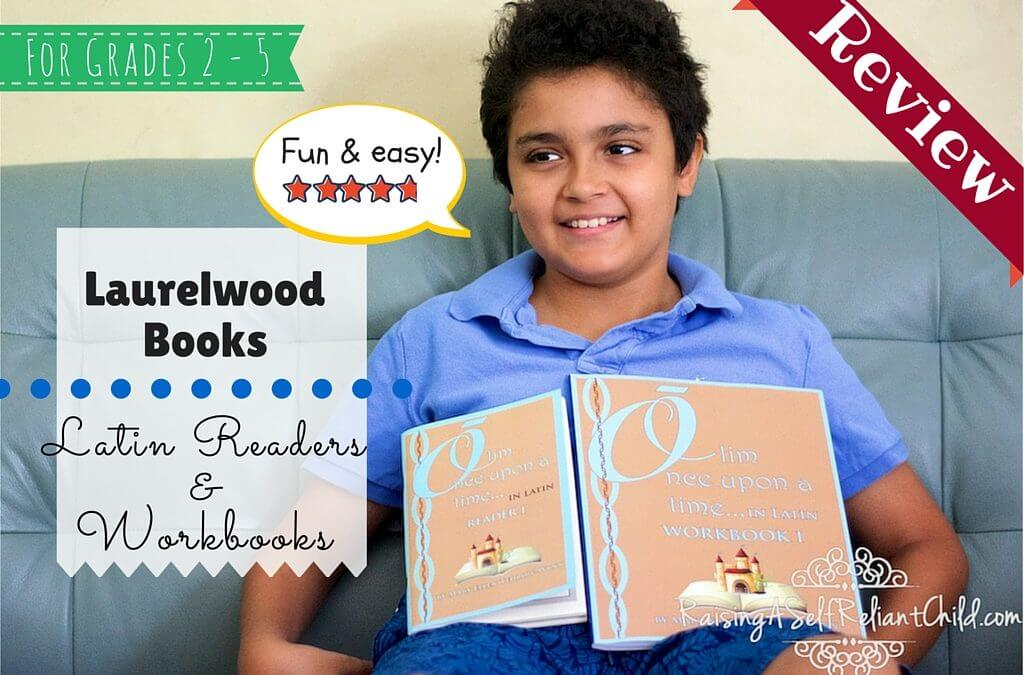 Latin Readers and Workbooks Laurelwoods Books Review