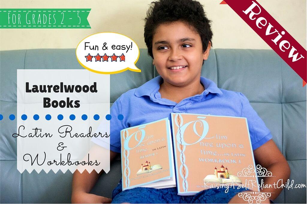 latin readers n workbooks lauerelwood review