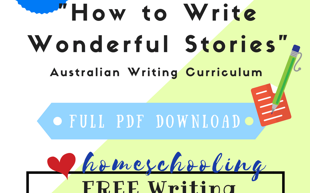 Free Writing Lessons Series #4