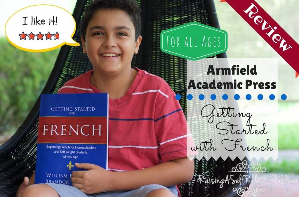 Getting Started with French Homeschool Curriculum Review