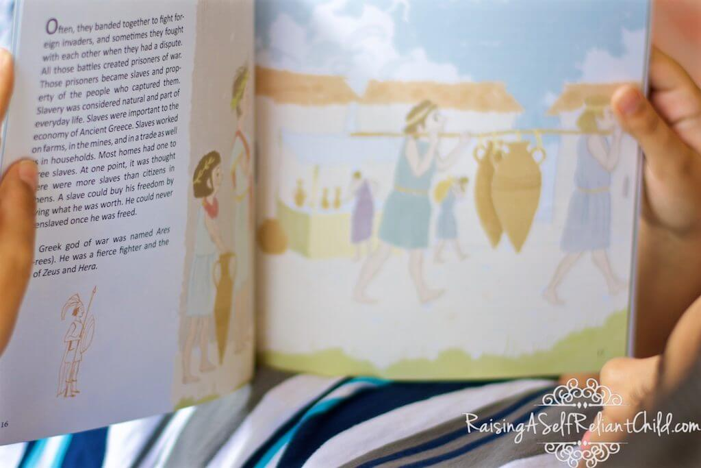 childrens history books review