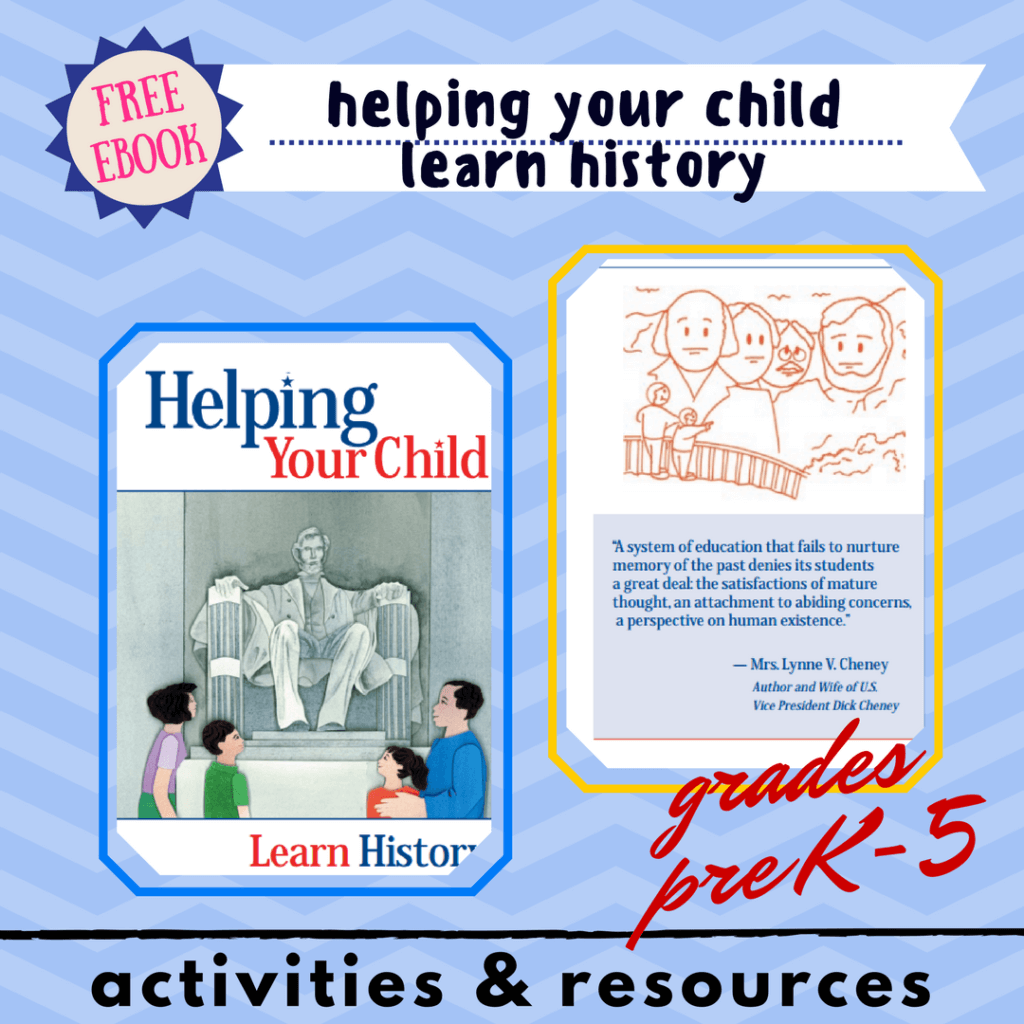 free ebook helping your child learn history homeschool