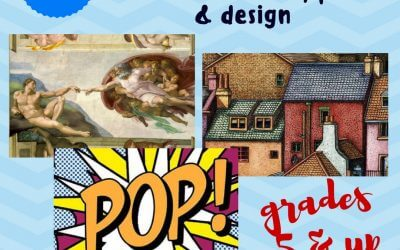 Free Homeschool Art & Art Appreciation for Grades 5 & Up