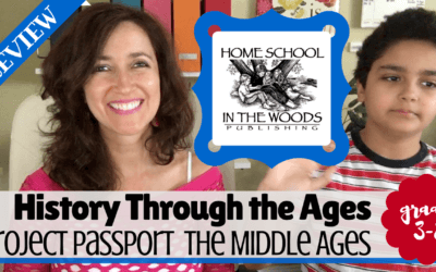 Homeschool World History Study Project Passport Review