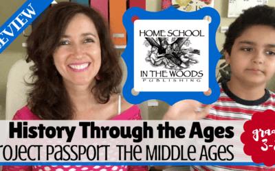 Homeschool World History Study Project Passport Review
