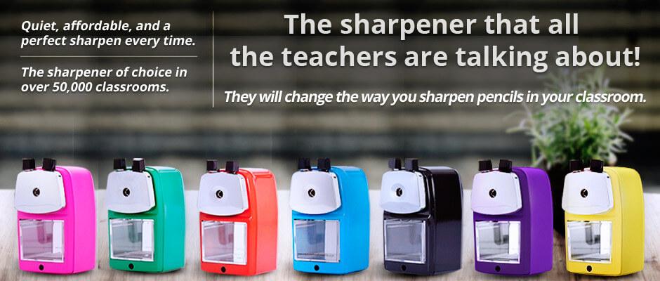 best manual pencil sharpener review