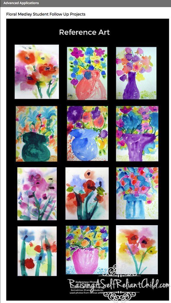 homeschool art creating a masterpiece review
