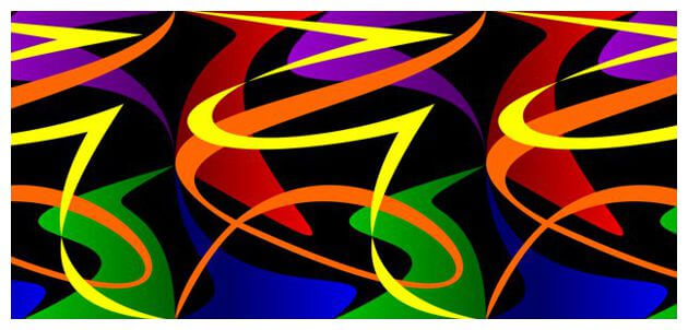 free step by step contemporary art