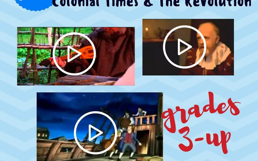 Top Free Edutaining Colonial America Videos