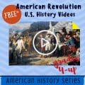 free american revolutionary war videos