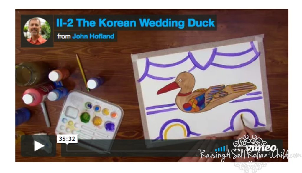 video drawing lessons for children