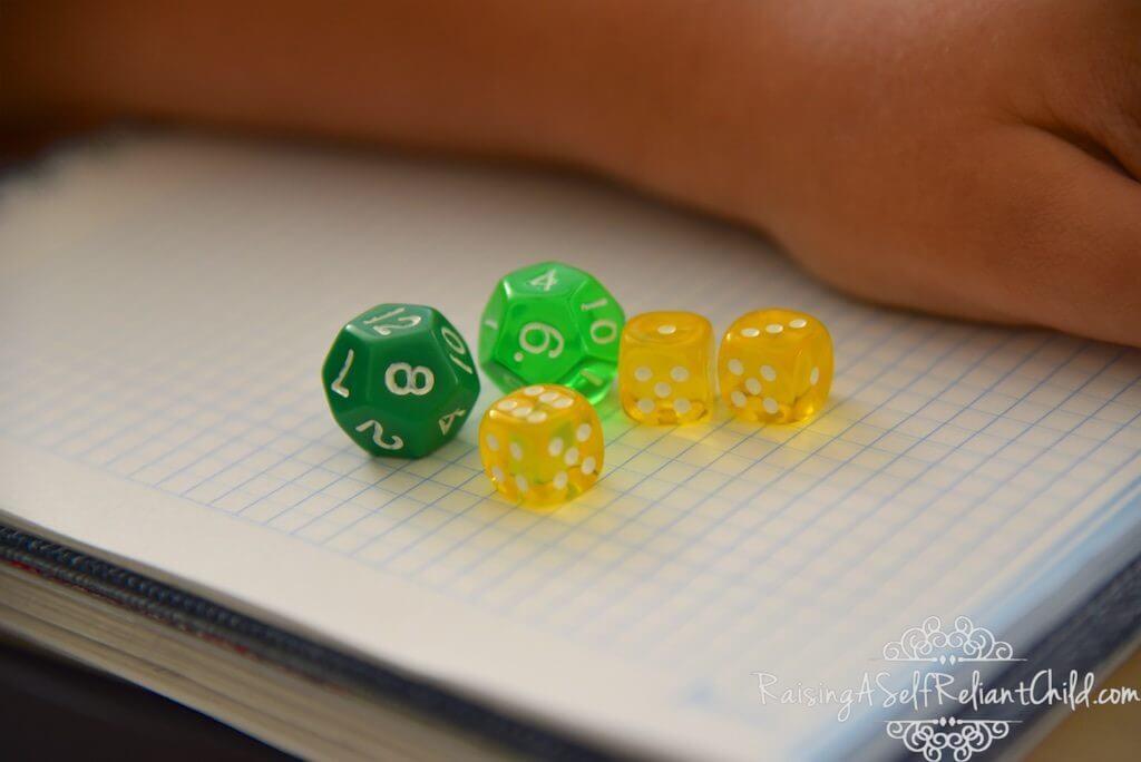 math supplement algebra games review