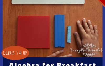 Math Enrichment Grades 5/6 Algebra for Breakfast Review